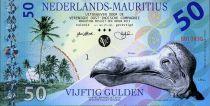 Animaux 50 Gulden, Dodo - Voilier - 2016