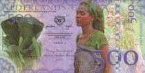 Animaux 500 Gulden, Femme - Eléphant 2016