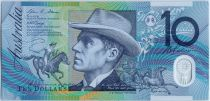 Australie 10 Dollars B. Paterson - M. Gilmore - 2008