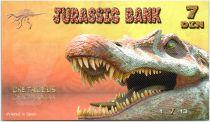Beringia 7 Din, Jurassic Bank - Spinausaure - 2015