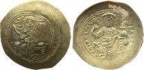 Byzance 1 Histamenon Nomisma, Christ Pantocrator - Nicéphore III (1078-1081)