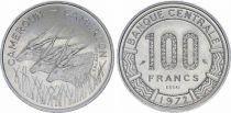 Cameroun 100 Francs Elans - Essai - 1972