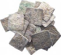 Espagne Lot de 21 monnaies Almohades (1146-1212)