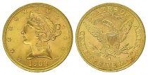Etats Unis d´Amérique 5 Dollars Liberty - Aigle 1903 S San Francisco