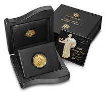 Etats Unis d´Amérique NEW.2016 1/4 Dollar, Standing Liberty Quarter Centennial Gold Coin 2016