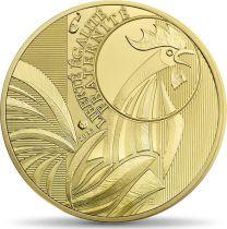 France - Monnaie de Paris 100 Euro Or Coq  - 2015
