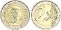 France - Monnaie de Paris 2 Euro Abbé Pierre