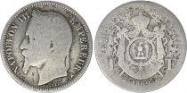 France 1 Francs Napoléon III - 1869 A Paris
