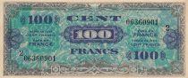 France 100 Francs Impr. américaine (France) -  Série 2 06360901