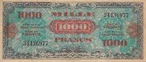 France 1000 Francs Impr. américaine (France) - 1944 - Sans Série 34436977