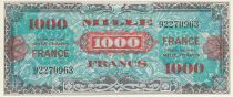 France 1000 Francs Impr. américaine (France) - 1945  Sans Série  92270963