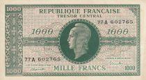 France 1000 Francs Marianne - 1945 Lettre A - Série 77 A 602765