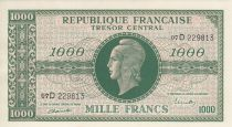 France 1000 Francs Marianne - 1945 Lettre D - Série 07 D 229813
