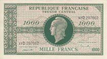 France 1000 Francs Marianne - 1945 Lettre D - Série 17 D 297662