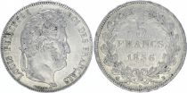 France 5 Francs Louis-Philippe 1er - 1836 B Rouen