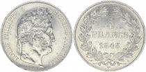 France 5 Francs Louis-Philippe 1er - 1848 A Paris