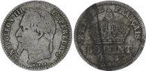 France 50 Centimes Francs Ceres - III ème République - 1864  K Paris