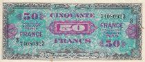 France 50 Francs Impr. américaine (France) - 1945 Série 3 74080923