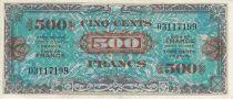France 500 Francs Impr. américaine (France) -  Sans Série 03117199