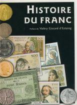 Histoire du Franc : éditions Trésor du Patrimoine 2003