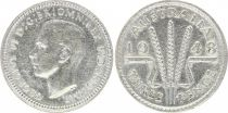 KM.37.a 3 Pence, Georges VI - 1948