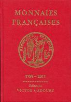 Monnaies Françaises - Gadoury 1789 - 2015