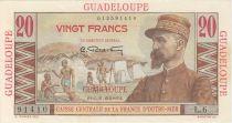 P.33 20 Francs, Emile Gentil - 1946 Série L.6