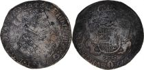 Pays-Bas Espagnol Ducaton Armoiries - Philippe IV - Bruges 1662