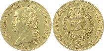Sardaigne 20 Lire Victor-Emmanuel I - Armoiries 1817