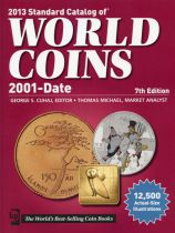 Standard Catalog of World Coins 2001-Date - 7ème Ed.2013