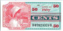 Vereinigte Staaten von Amerika 50 Cent 50 Cent