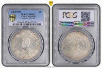 1 Dollar, Sun Yat Sen - 1927 - PCGS MS 62