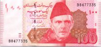 100 Rupee M. Ali Jinnah - Résidence Quaid E-Azam - 2006