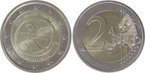 2 Euro 10 ans de l\'UEM  - 2009
