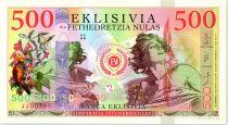 500 Nulas 2016 - Vampires and Sirens - Eklisivia Polymer