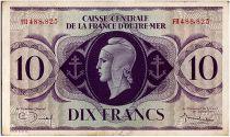 AEF 10 Francs 1944 - Marian, Lorraine\'s Cross - FH488.825