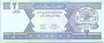 Afganistán 2 Afghanis Victory Arch near Kabul - 2002