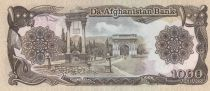 Afghanistan 1000 Afghanis Mosquée - Monuments - 1991