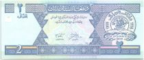 Afghanistan 2 Afghanis Monument de la Victoire - 2002