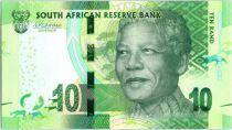 Afrique du Sud 10 Rand - Nelson Mandela - Centenaire Naissance - 2018