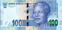Afrique du Sud 100 Rand Nelson Mandela - Buffles - 2012
