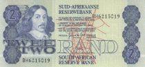 Afrique du Sud 2 Rand ND1981-83 - Jan Van Riebeek, Usine