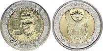 Afrique du Sud 5 Rand, Nelson Mandela - 2018 Bimetal