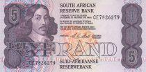 Afrique du Sud 5 Rand ND1990 - Jan Van Riebeek, Usine