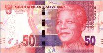 Afrique du Sud 50 Rand - Nelson Mandela - Centenaire Naissance - 2018