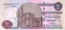 Ägypten 10 Pounds Mosque - Pharaon - 2006