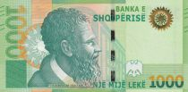 Albania 1000 Leké - Pjeter Bogdani (1625-1689) - 2019 (2021) - UNC