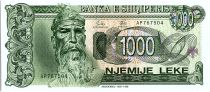 Albania 1000 Leké - SKENDERBEU (1405-1468) - 1994