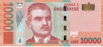 Albania 10000 Leké - Asdreni (Aleksander Stavre Drenova) poet 2019 (2021) - Neuf