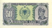 Albania 50 Leké Skanderbeg - Soldier